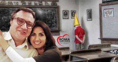 Paolo Ferrara e Virginia Raggi