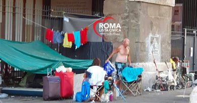Baraccopoli-Mura-Aureliane 2020