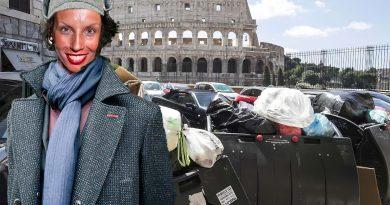 Katia Ziantoni la Sherlock Holmes dei rifiuti