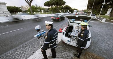 autovelox a Roma