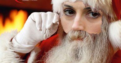 Virginia raggi Babbo Natale