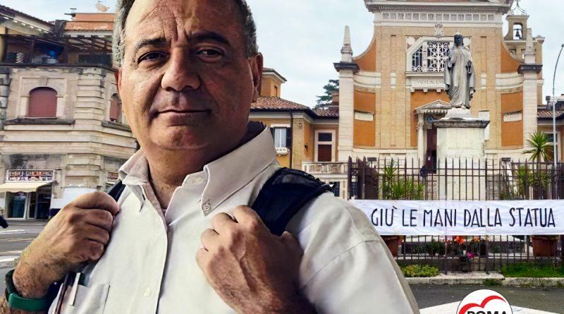 Giovanni Caudo vuole spostare la Madonna di pizza Sempione